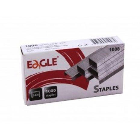 Capse 24/6,1000buc/cutie EAGLE